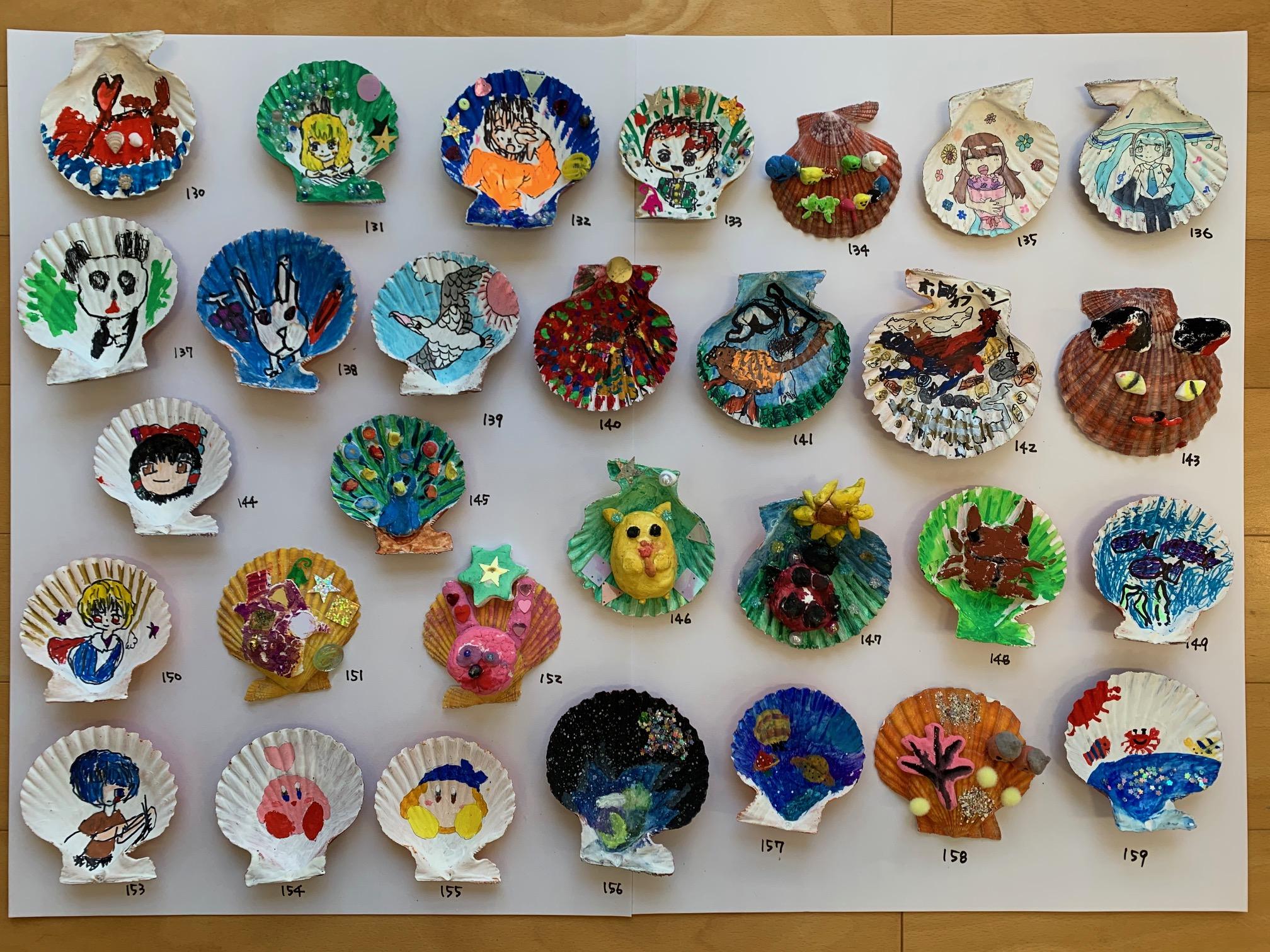 青い鳥造形絵画教室 作品5