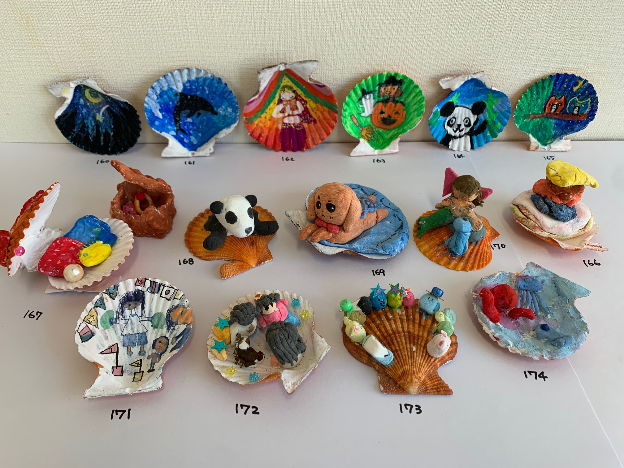 青い鳥造形絵画教室 作品6