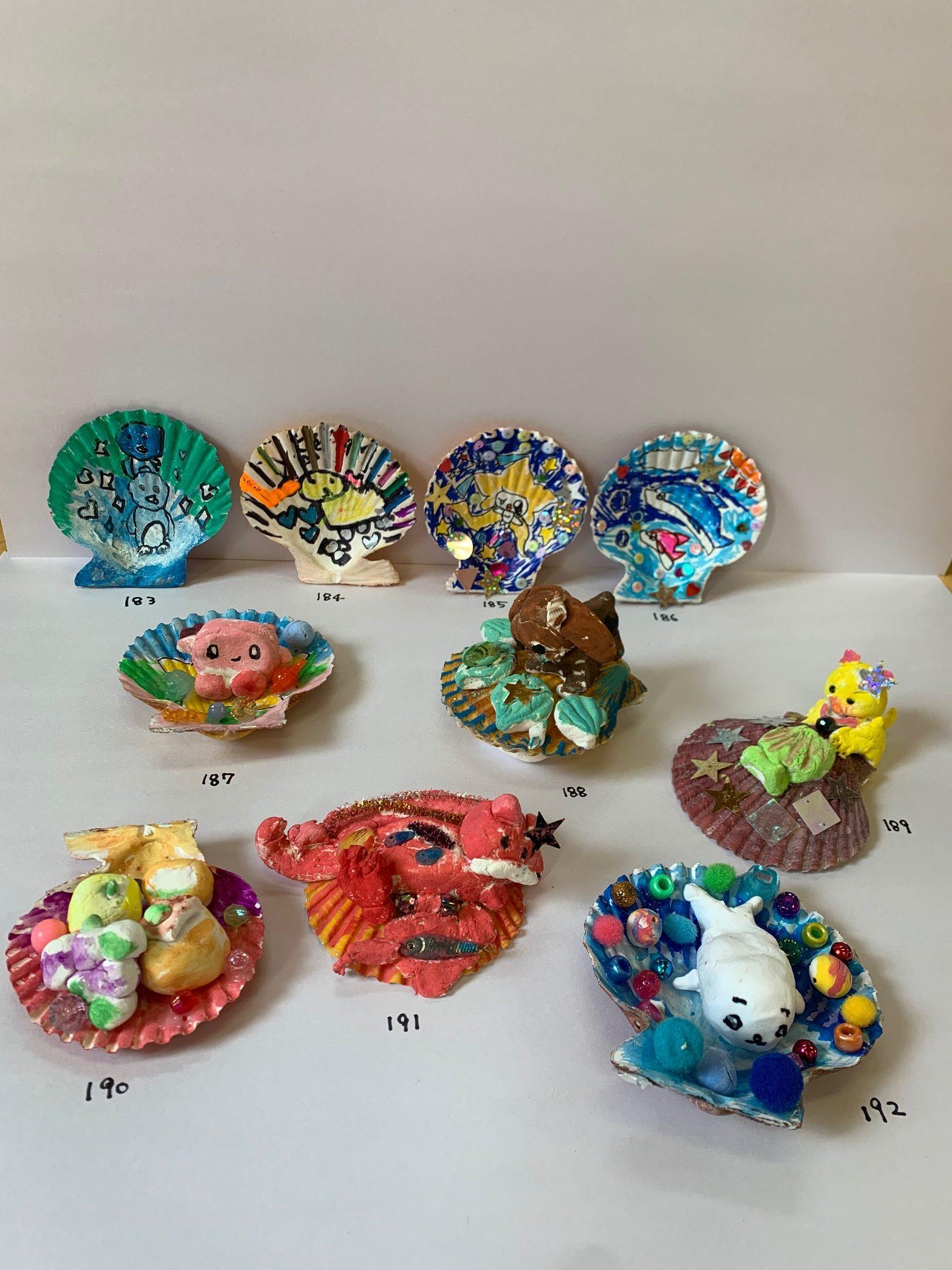 青い鳥造形絵画教室 作品8
